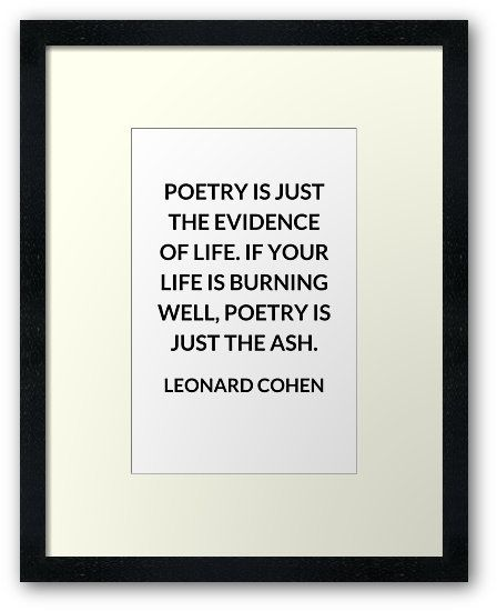 poetry the evidence of life english literature essay Get an answer for 'why do we need to study literature' and  and in a way can give wisdom to the modern society about life literature allows  poetry, and essays.