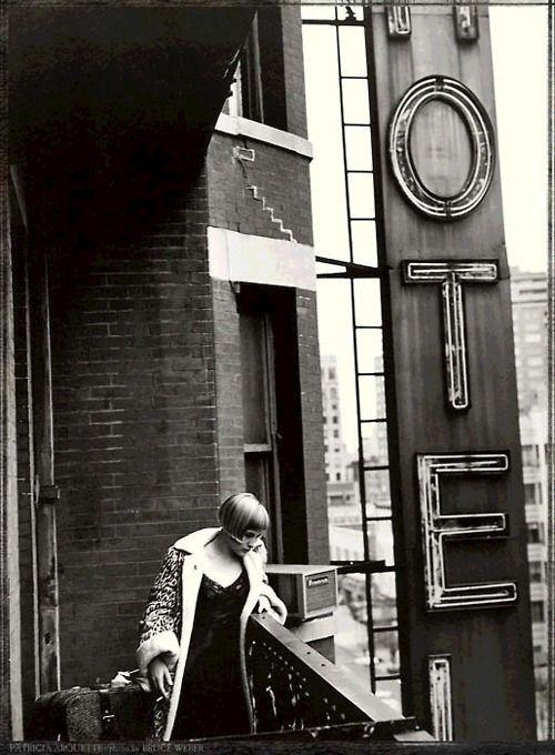 Patricia Arquette By Bruce Weber  Vogue Italia, 1995