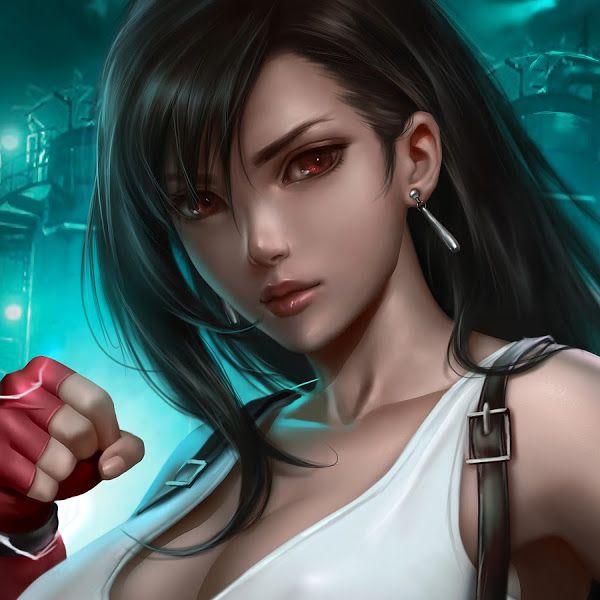 Tifa Lockhart Final Fantasy 7 Remake 4k 3840x2160