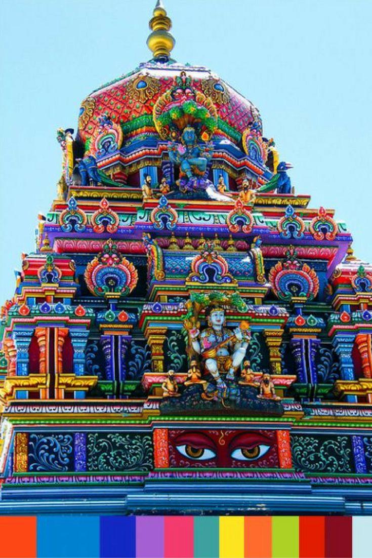 OH OH Sri Lanka... Wat ben je toch mooi met de vele tempels, prachtige natuur en tropische stranden! Sri Lanka is echt van alle markten thuis. Wat dacht je van deze prachtige Hindu Tempel! Wil je deze met eigen ogen gaan bewonderen? >>> https://ticketspy.nl/deals/last-minute-naar-sri-lanka-3-resort-ontbijt-diner-va-e550/