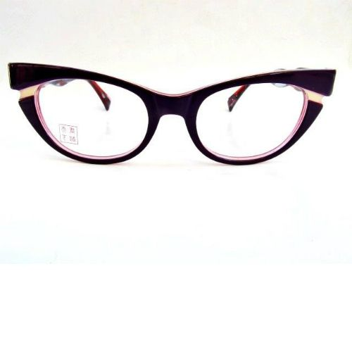 Lente gato cat-eye morado acetato de alta calidad.#lentesretro #exliving #sunglasses #anteojos #opticos #lentesvintage #eyewear #anteojosdesol #anteojosopticos #gafas