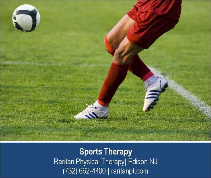 http://raritanpt.com/sports-specific-physical-therapy – The sports therapists at Raritan Physical Therapy have years of experience working with athletes in all major sports including soccer where knee injuries are a common problem. We see professional, college and amateur athletes for pain relief, injury treatment and performance enhancement. For the best sports therapy programs in Edison NJ, visit Raritan Physical Therapy.