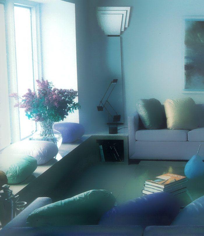 u002780s living room with Deco flair 84