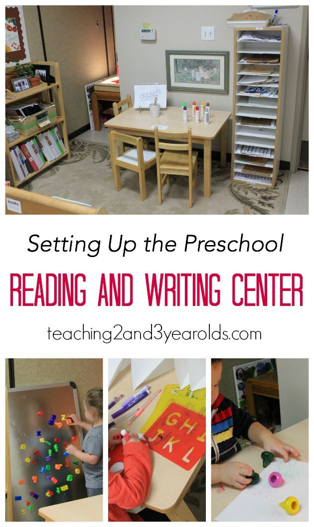 Creating a writing center in the preschool classroom can be easy and fun! Check out the tips and photos this veteran preschool teacher shares. Teachers will be motivated to set up their own centers - just in time for back-to-school!