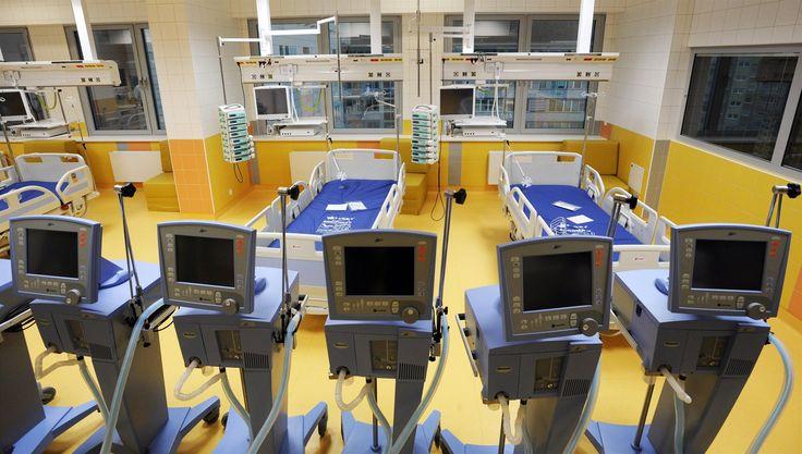 Dětská jednotka intenzivní péče | na serveru Lidovky.cz | aktuální zprávy