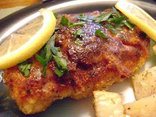 Chicken Piccata - Ina Garten - great recipe.