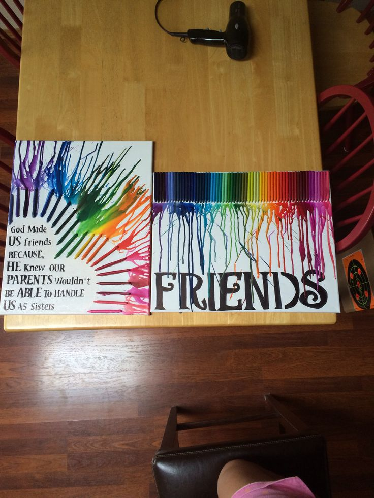 Great Birthday present idea for your friend or BEST friend!