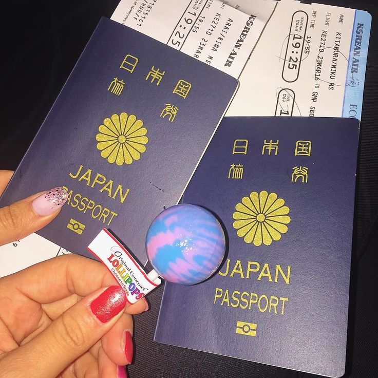 . . #trip #korea #passport #flight #candy #cottonandy #lollipops #nail #good #bey #jp by 39kitamura