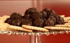 Τρουφάκια σοκολάτας με πτι μπερ - iCookGreek