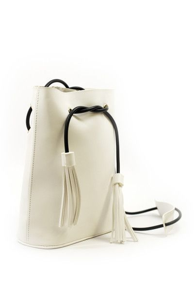 NEW! Swinson Bucket Bag. I just love the minimal styling to this bag. $48