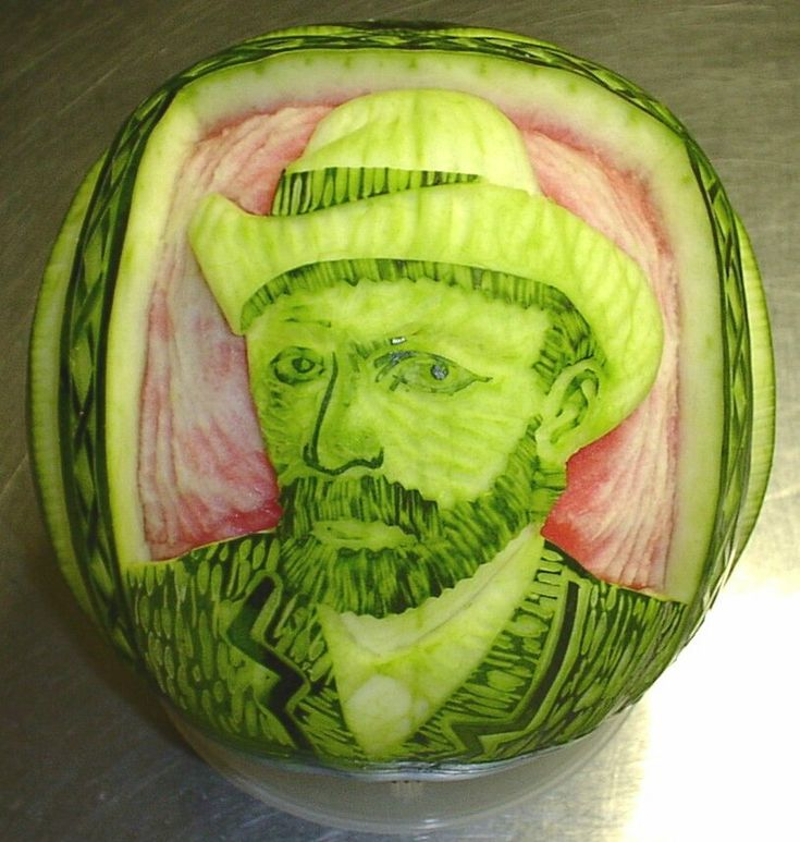 Best images about watermelon carving masterpieces on