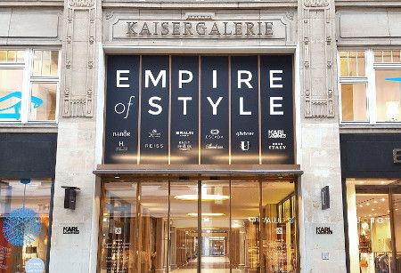 Empire of Style - Kaisergalerie #kaisergalerie #babor #hamburg# #großebleichen #fashion #beauty #skincare #professional #spa #urbanspa #kosmetik #cosmetics #style #beauty