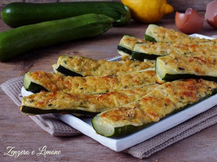 Amate le verdure? Queste zucchine ripiene sono un piatto vegetariano delicato, ma molto appetitoso. Un piatto che piace anche ai bambini.