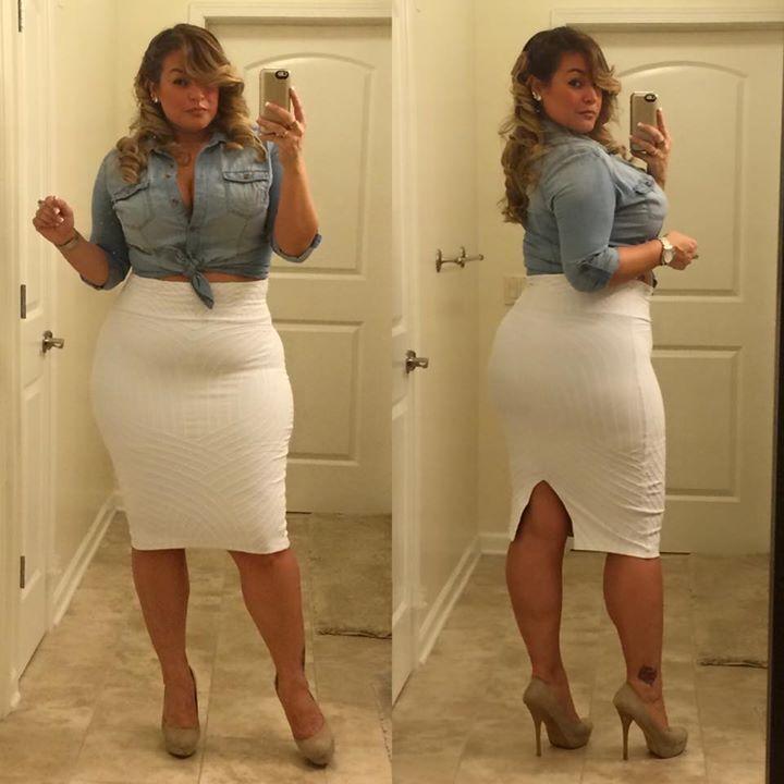 Übergrößen-Outfits zum Ausgehen sind ziemlich selten anzutreffende Kleidungsstücke