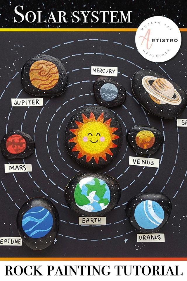 See how sunlight and shadow can create these fun summer projects. 8 Solar System Painting Ideas Solar System Solar System Projects For Kids Solar System Projects