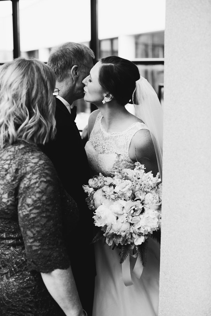 Real Omaha Nebraska Wedding photo by Sarah Gudeman