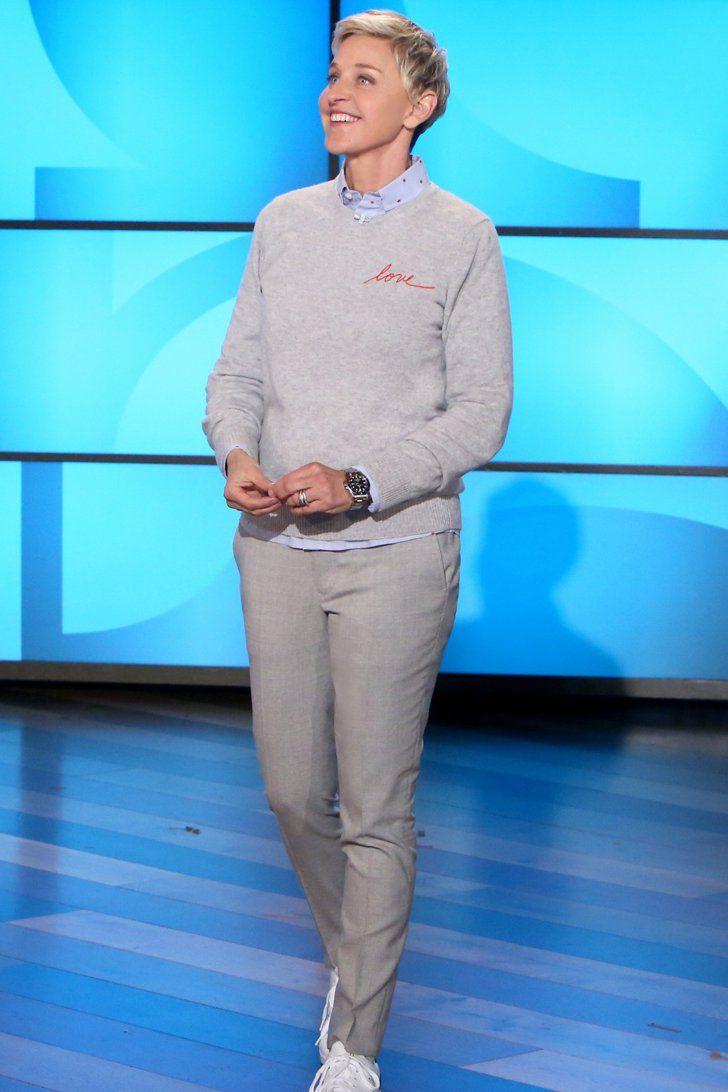Ellen DeGeneres Encourages America to Come Together Post-Election