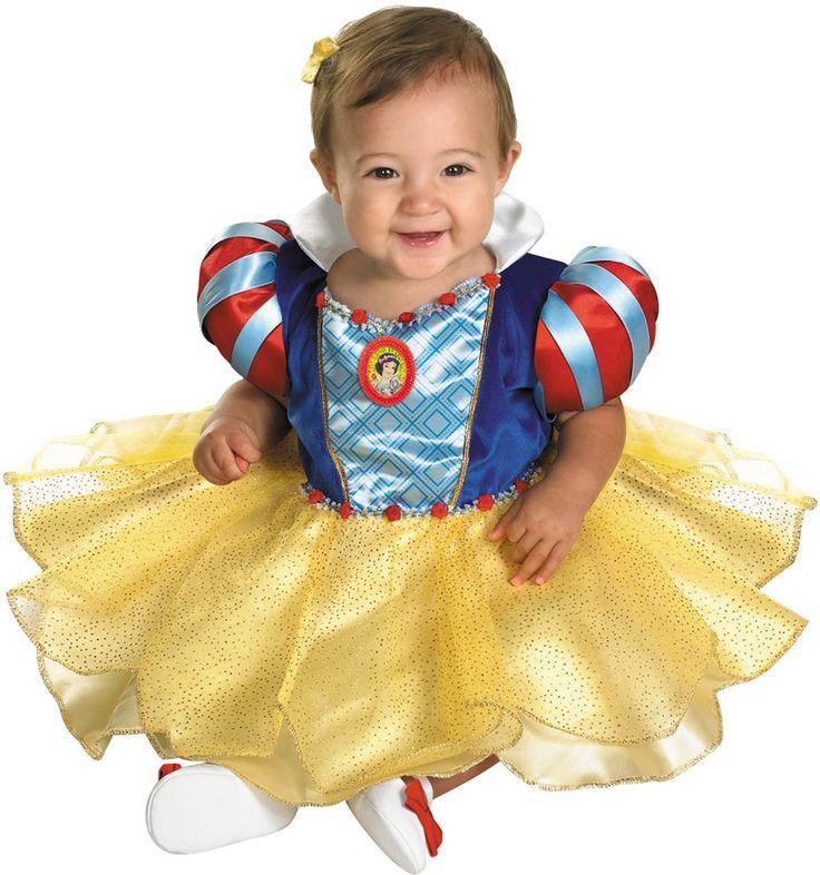 Baby Snow White Costume - Snow White Costumes
