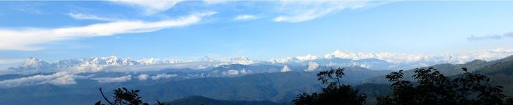 Kausani Uttarakhand - Switzerland of India - Himalayas