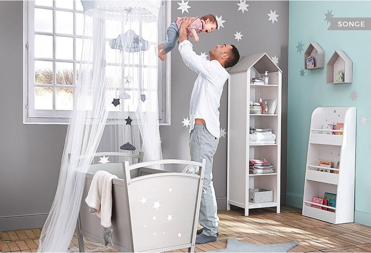 Pi di 25 grandi idee cameretta neonato su pinterest - Idee camera neonato ...