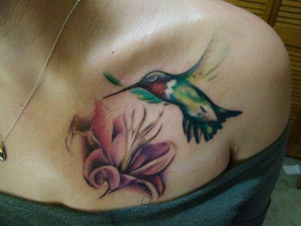 Hummingbird Tattoos and Their Unique Meaning From: TattoosWin.com/
