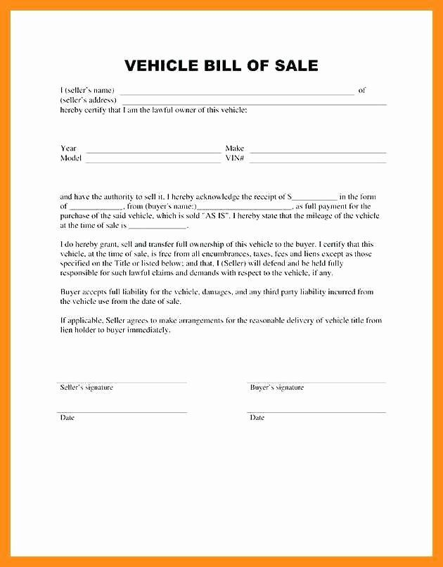 Car Sale Agreement Word Doc Best Of 11 12 Bill Of Sale Ontario Template Bill Of Sale Template Word Doc Words