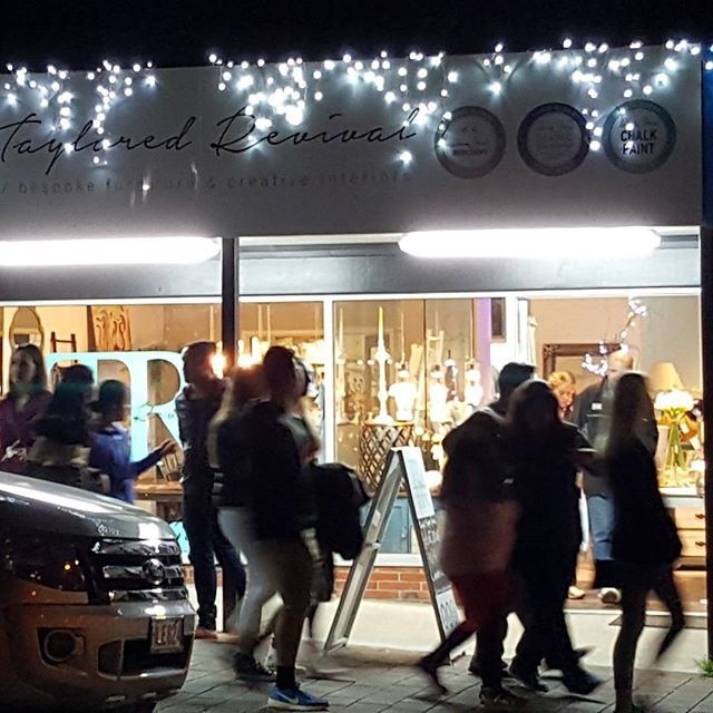Had such a great time with our first midnight madness in Howick.  Thank you for coming out to see us x