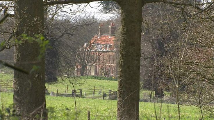 A Look At The Duke And Duchess's Norfolk Residence, Anmer Hall