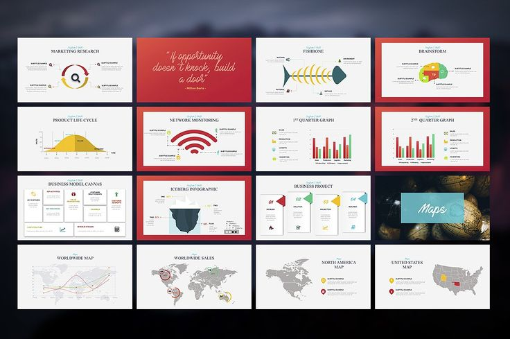 Apollo | Powerpoint Template by Zacomic Studios on @creativemarket