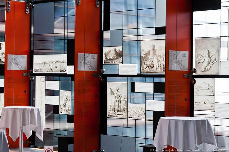 Королевская библиотека: традиции и современная архитектура
