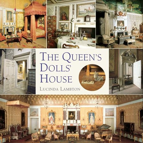 Book About Queen Mary 39 S Doll House The Largest Most