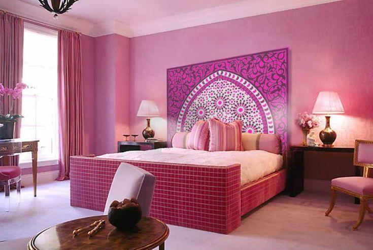 15 idées de chambres à coucher marocaines à piquer absolument