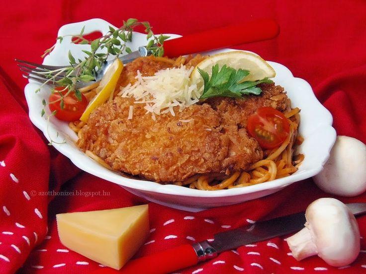 Az otthon ízei: Milánói csirkemell a la Nea