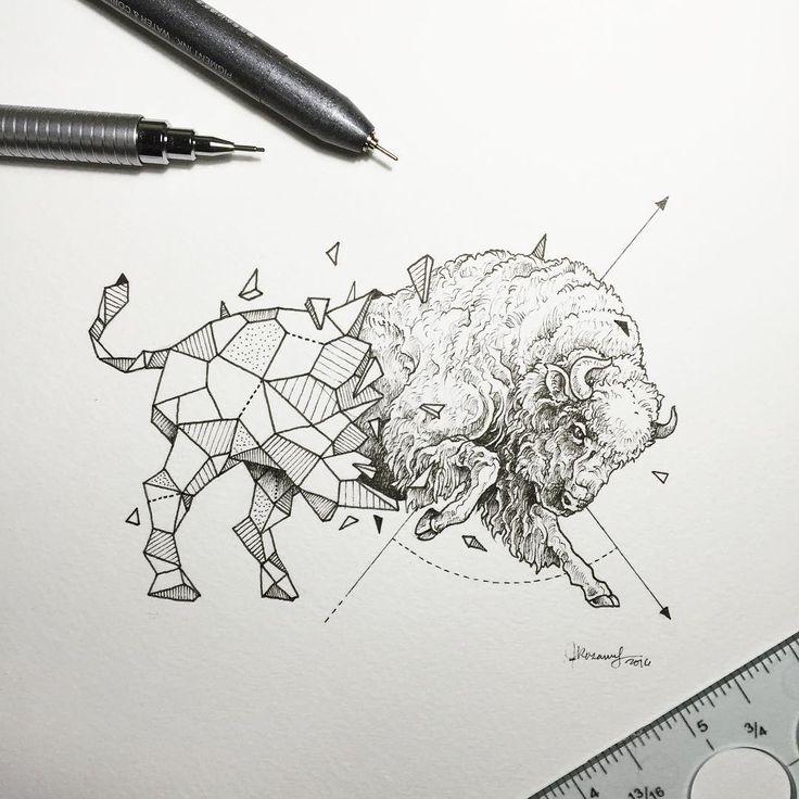 Les Animaux géométriques de Kerby Rosanes (4)