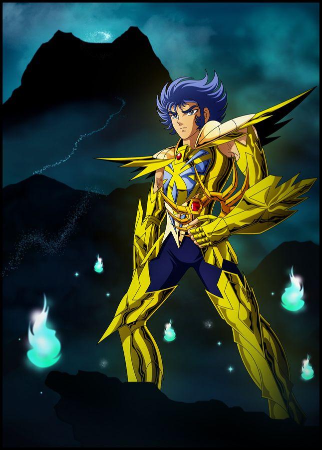 Saint Seiya - Gold Saint Cancer no Deathmask