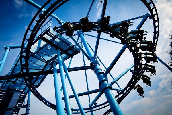 Flying School coaster no #LEGOLANDFlorida! This looks awesome!