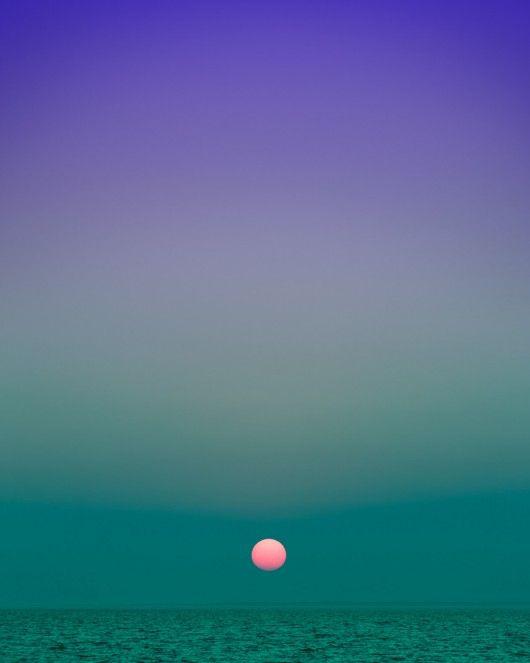 Sunset at Fort Pond Bay, Montauk, NY