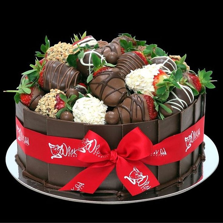 Celebrate with a Signature Wicked Cake! You can pre order online now ! Generous servings! Premium red velvet or chocolate mud cake with fine Belgian chocolate dipped strawberries  plus choose your cake board message and we write it in chocolate free of charge.  we get booked out so order yours online now via LINK IN BIO