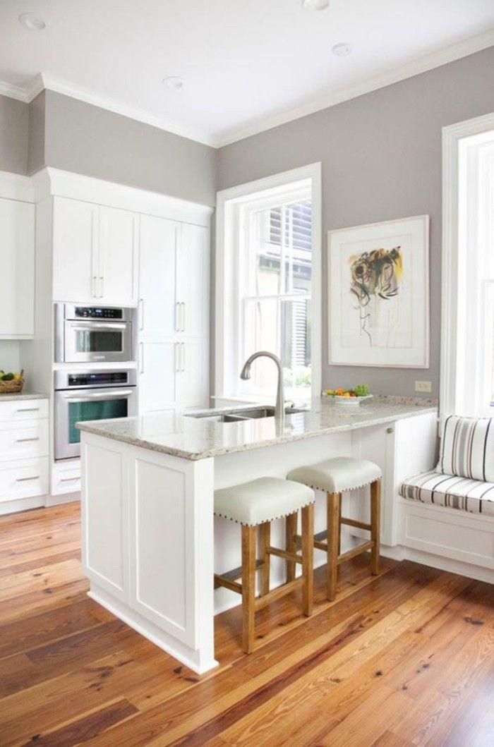 Inspiration cuisine petite surface cuisine pour studio cuisine 6m2