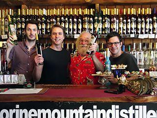 Tamborine Mountain Distillery - Qld, Australia