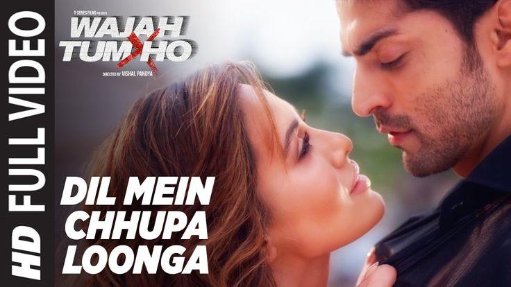 Dil Mein Chhupa Loonga Full  Video   Wajah Tum Ho   Armaan Malik & Tulsi...