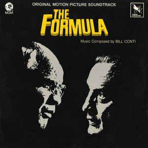 Bill Conti - The Formula (Original Motion Picture Soundtrack): buy LP at Discogs