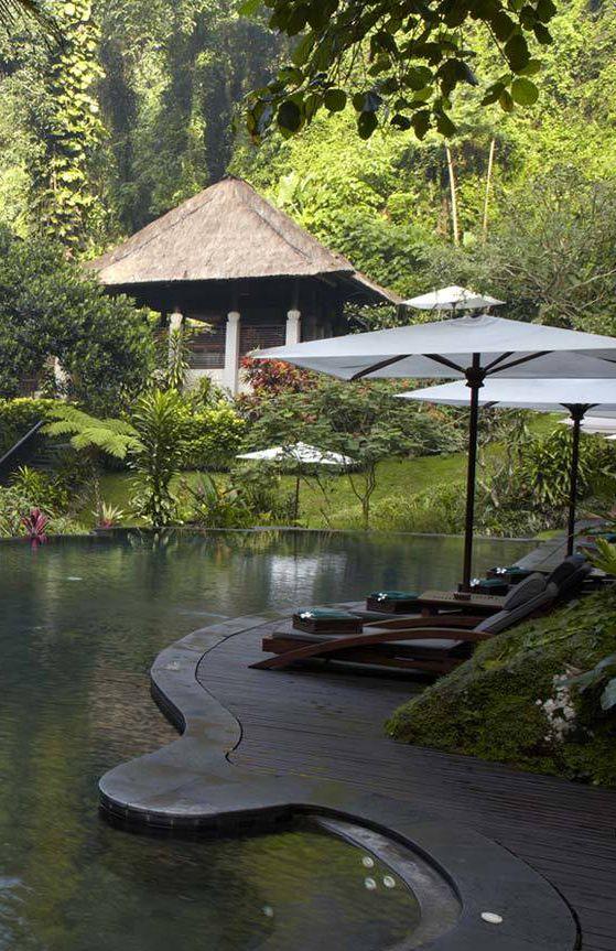 Outdoor Pool, Maya Ubud Resort and Spa vossy.com
