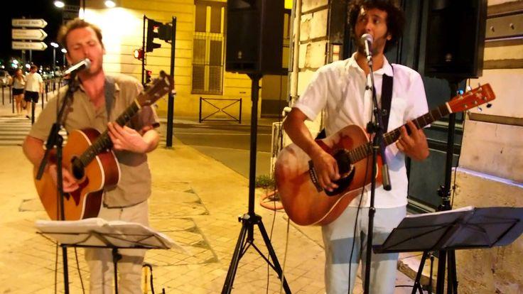 Blue Hotel by Marry Me à Open Sunday Music Casa Latina (Bordeaux 30 aout...