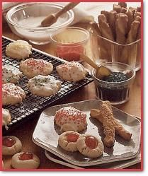 Greek Christmas Cookies   #christmas #holiday #cookies
