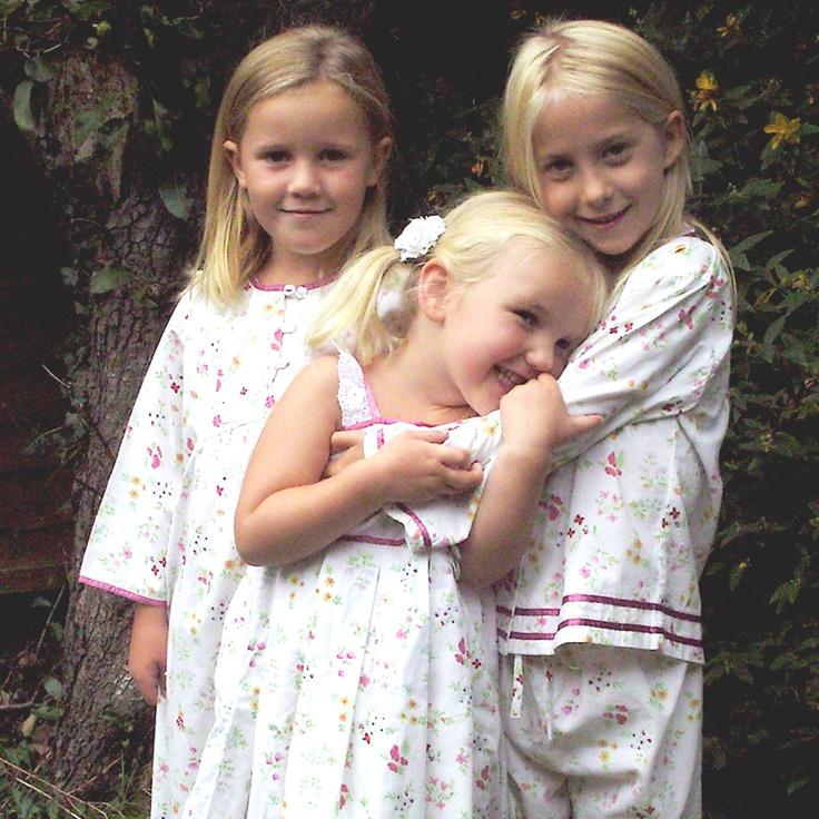 PLANET PYJAMA - Home of quality Kids pyjamas - Patricia floral pyjamas, $34.95 (http://www.planetpyjama.com.au/patricia-floral-pyjamas/)