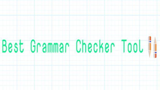 8 Best Online Grammar Checker Tools 2018