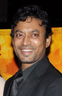 Irrfan Khan - (sigh)  Tall, dark, and handsome, and I love to hear him speak....