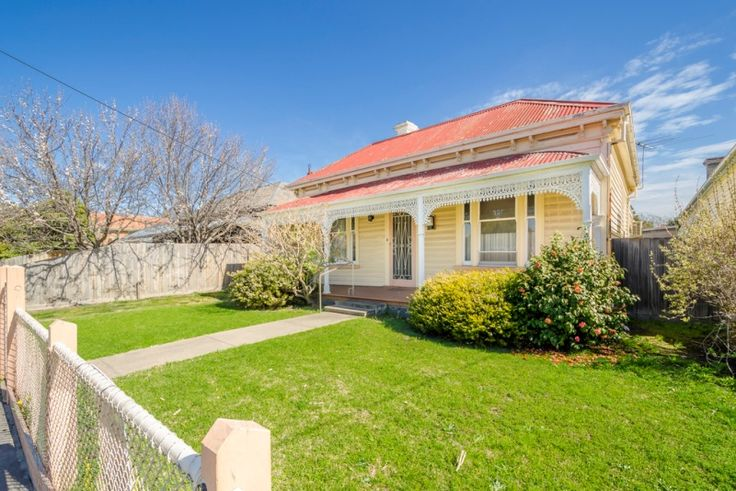 127 Cecil Street, Williamstown. Traditions and potential irresistibly unites in this Victorian! Easily accessing cafes, shops, the Botanic Gardens and Williamstown Beach, this rare discovery with period integrity and a large garden backdrop offers infinite scope for the future (STCA.)