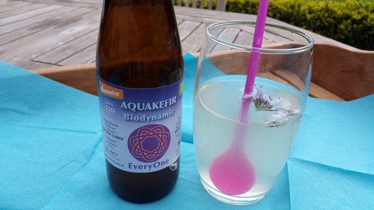 Aquakefir of Vitonade, een suikervrije waterdrank vol met probiotica!